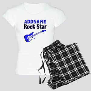 LOVE ROCK N ROLL Women's Light Pajamas