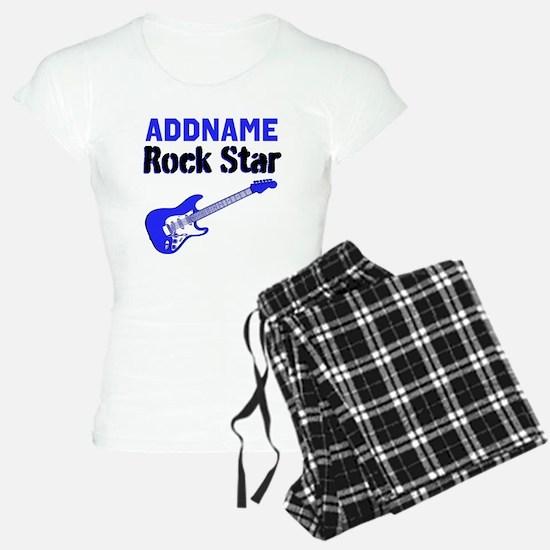 LOVE ROCK N ROLL pajamas