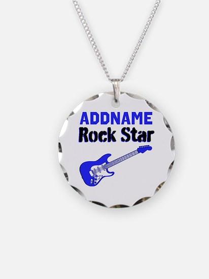 LOVE ROCK N ROLL Necklace