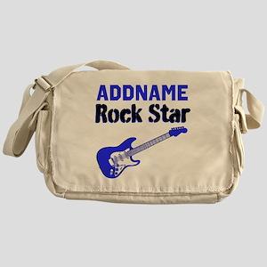 LOVE ROCK N ROLL Messenger Bag