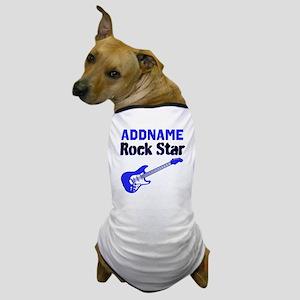 LOVE ROCK N ROLL Dog T-Shirt