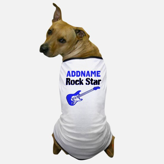 LOVE ROCK N ROLL Dog T-Shirt