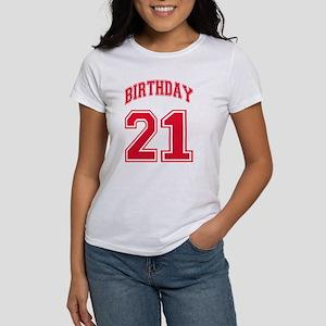 21 Women's T-Shirt