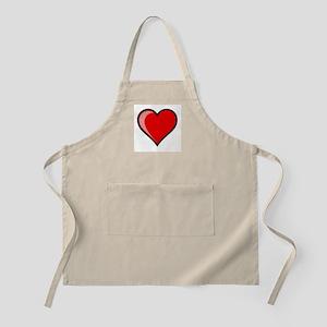 Simchas Heart (E) / Simchas Herz (Ger) Apron