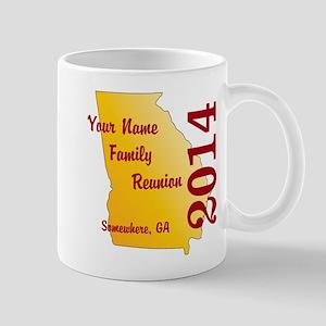 Georgia Family Reunion Mugs