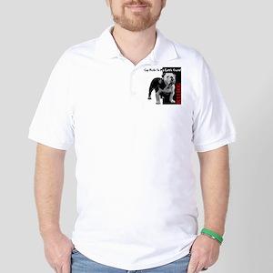 little-friend3-dark Golf Shirt