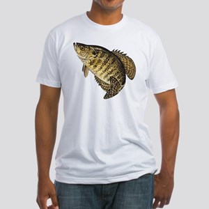 crappie-image Fitted T-Shirt