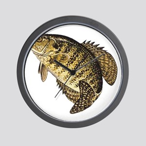 crappie-image Wall Clock