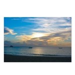 Turks & Caicos Sunset Postcards (Package of 8)