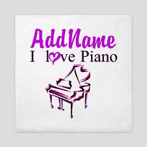 PIANO PLAYER Queen Duvet
