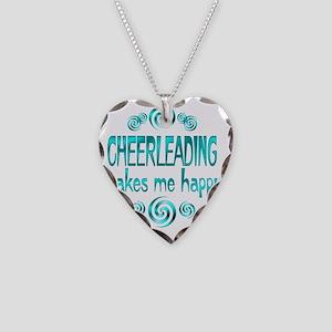 cheerleading Necklace Heart Charm