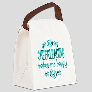 cheerleading Canvas Lunch Bag