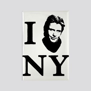I Denis Leary NY2 Rectangle Magnet