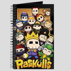 Raskulls Poster 200dpi Journal