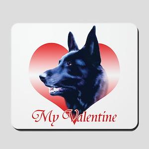 Black Shep Valentine Mousepad