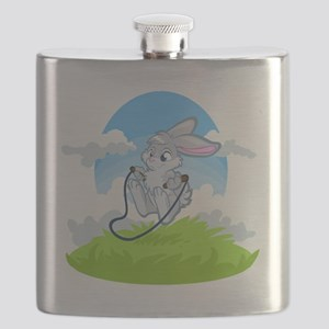 Bunny Jump Rope Flask