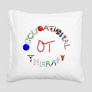 g7901 Square Canvas Pillow