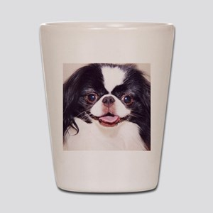 .japanese chin Shot Glass