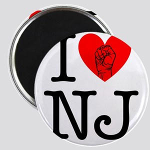 newjersy Magnet