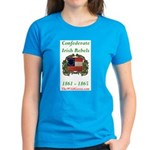 Confederate Irish Women's Dark T-Shirt