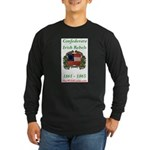 Confederate Irish Dark Long Sleeve T-Shirt