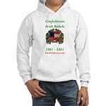 Confederate Irish Hooded Sweatshirt