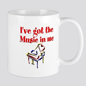 PIANO PLAYER Mug