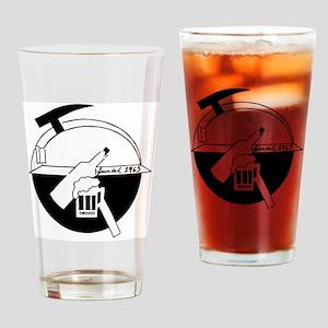 HAGS Drinking Glass