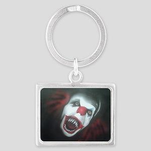 EvilClown Landscape Keychain