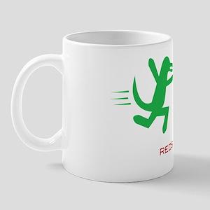 Run, Redshirt, Run! Mug