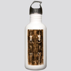 3-Shroud of Turin - Fu Stainless Water Bottle 1.0L