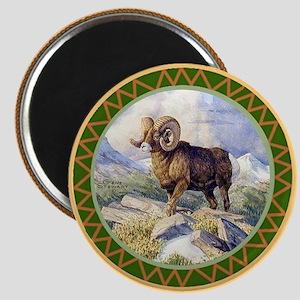 Bighorntile Magnet