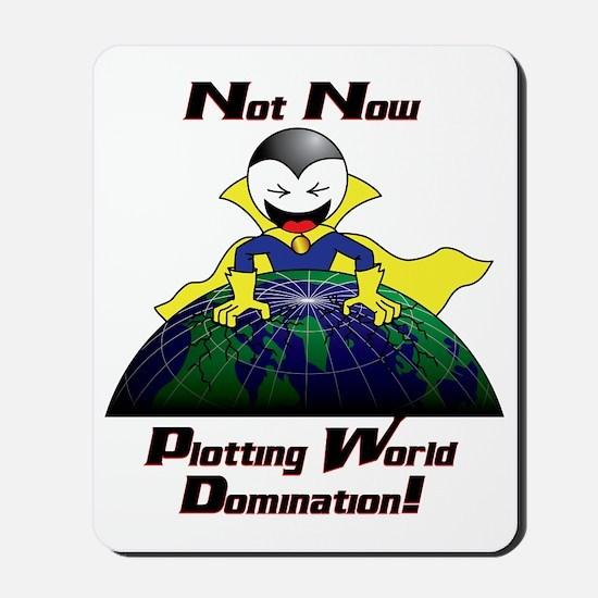 WorldDomination Mousepad