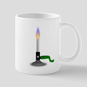 Chemistry Bunsen Burner Mugs