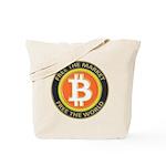 Bitcoin-8 Tote Bag