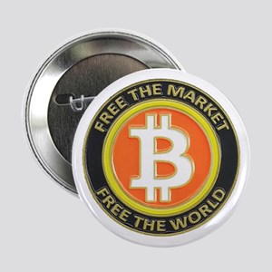 "Bitcoin-8 2.25"" Button"