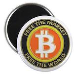 Bitcoin-8 Magnet