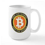 Bitcoin-8 Large Mug