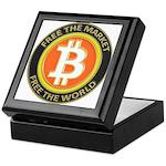 Bitcoin-8 Keepsake Box
