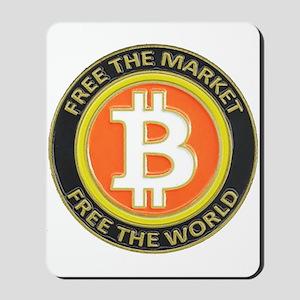 Bitcoin-8 Mousepad