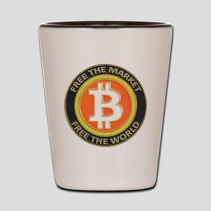 Bitcoin-8 Shot Glass