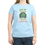 10th Tennessee Women's Pink T-Shirt