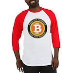 Bitcoin-8 Baseball Jersey