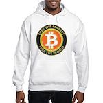 Bitcoin-8 Hooded Sweatshirt