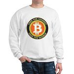 Bitcoin-8 Sweatshirt