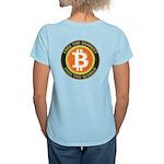Bitcoin-8 Women's Light T-Shirt