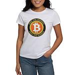 Bitcoin-8 Women's T-Shirt