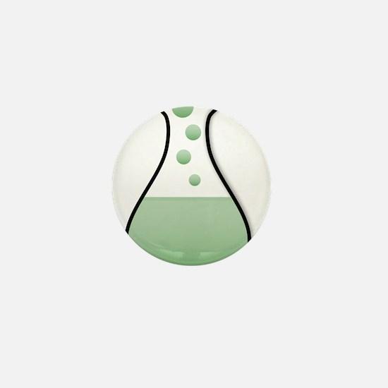 Chemistry Beaker Mini Button