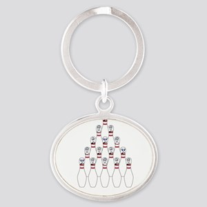 complete_w_1233_9 Oval Keychain