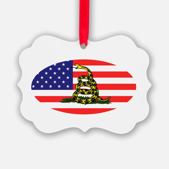 Sons-of-Liberty-(oval-flag)-dark- Ornament